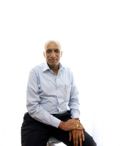 M P Kumar, Founder and CEO, GlobalEdge (Photo: Business Wire)