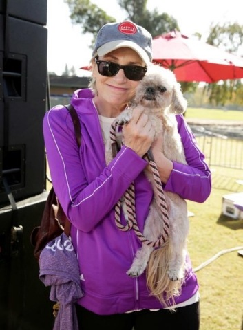 Santa Monica's k9 connection Celebrates Its Tenth Anniversary by Announcing Actress Jane Lynch Joins the Board as an Honorary Patron (Photo: Business Wire)