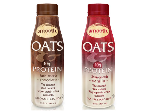 The Smooth Company Secures Investment for New Smooth Oats & Protein Beverage Launch (Photo: Business Wire)