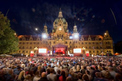 Neues Rathaus Hannover (Bild: HMTG / Kirchner)
