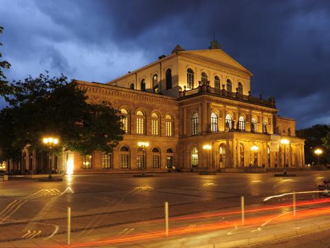 Staatsoper Hannover (Bild: HMTG / Kirchner)