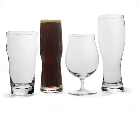 With a wide assortment of fashion and home gifts that will please any Dad, Macy's is the ultimate Father's Day gift destination; Lenox Crystal Tuscany Craft Beer Mixed Set of 4 Glasses, $54 (Photo: Business Wire)