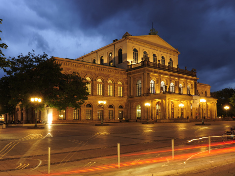 State Opera Hannover (credit: HMTG / Kirchner)