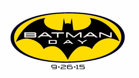 """DC Entertainment declares the return of """"Batman Day"""" on Saturday, September 26, 2015. (Graphic: Business Wire)"""
