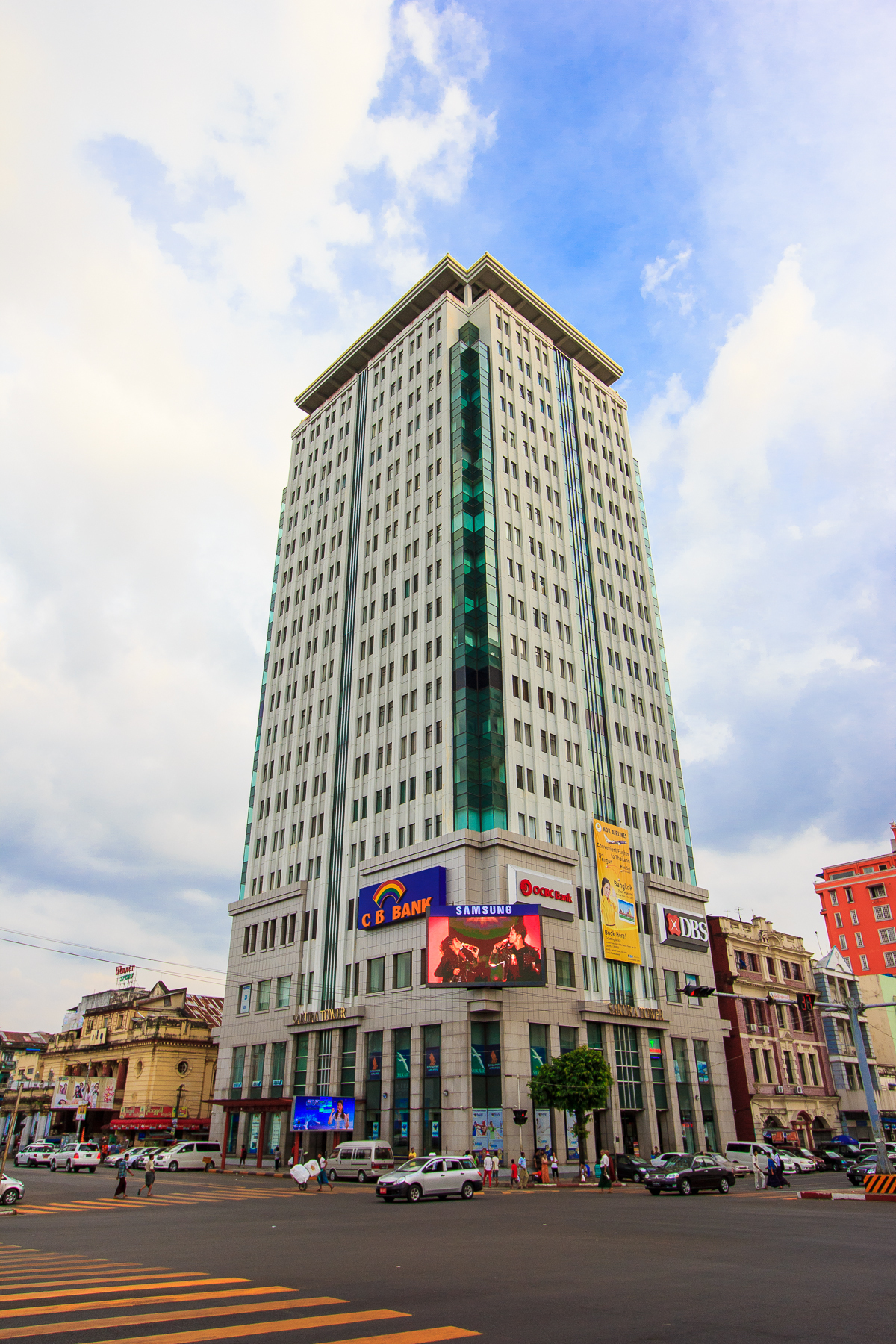 Sumitomo Electric Thailand Ltd Establishes a Branch in Yangon