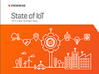 State of IoT 2015 Global Developer Study.