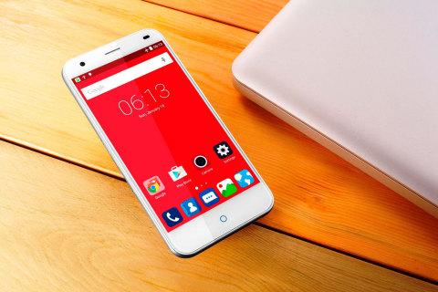 ZTE Blade S6 (Photo: Business Wire)