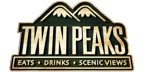 Image result for twin peaks restaurants logo