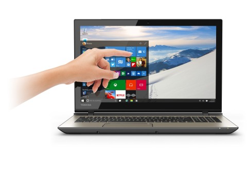 Toshiba Satellite S (Photo: Business Wire)