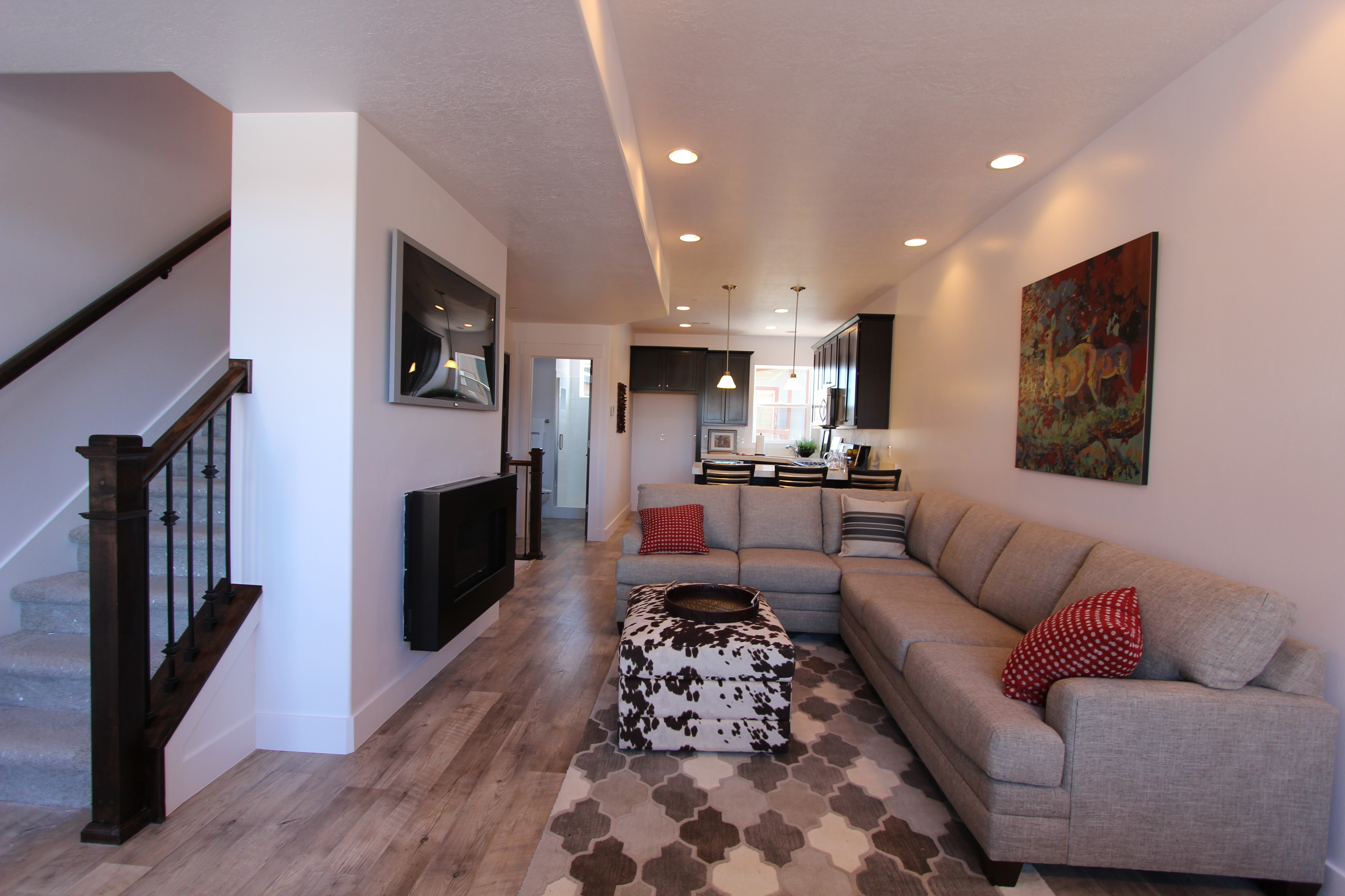 Hamlet Homes Energy Efficient Solar Townhome Community In Newpark Town Center Park City Utah Experiences Strong Demand