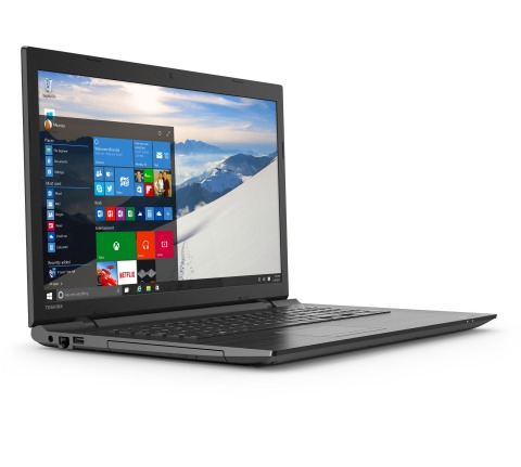 Toshiba Satellite C75 (Photo: Business Wire)