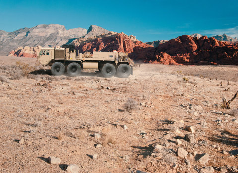 For more than two decades, Oshkosh has recapitalized over 12,000 heavy tactical vehicles for the U.S. Army. (Photo: Business Wire)