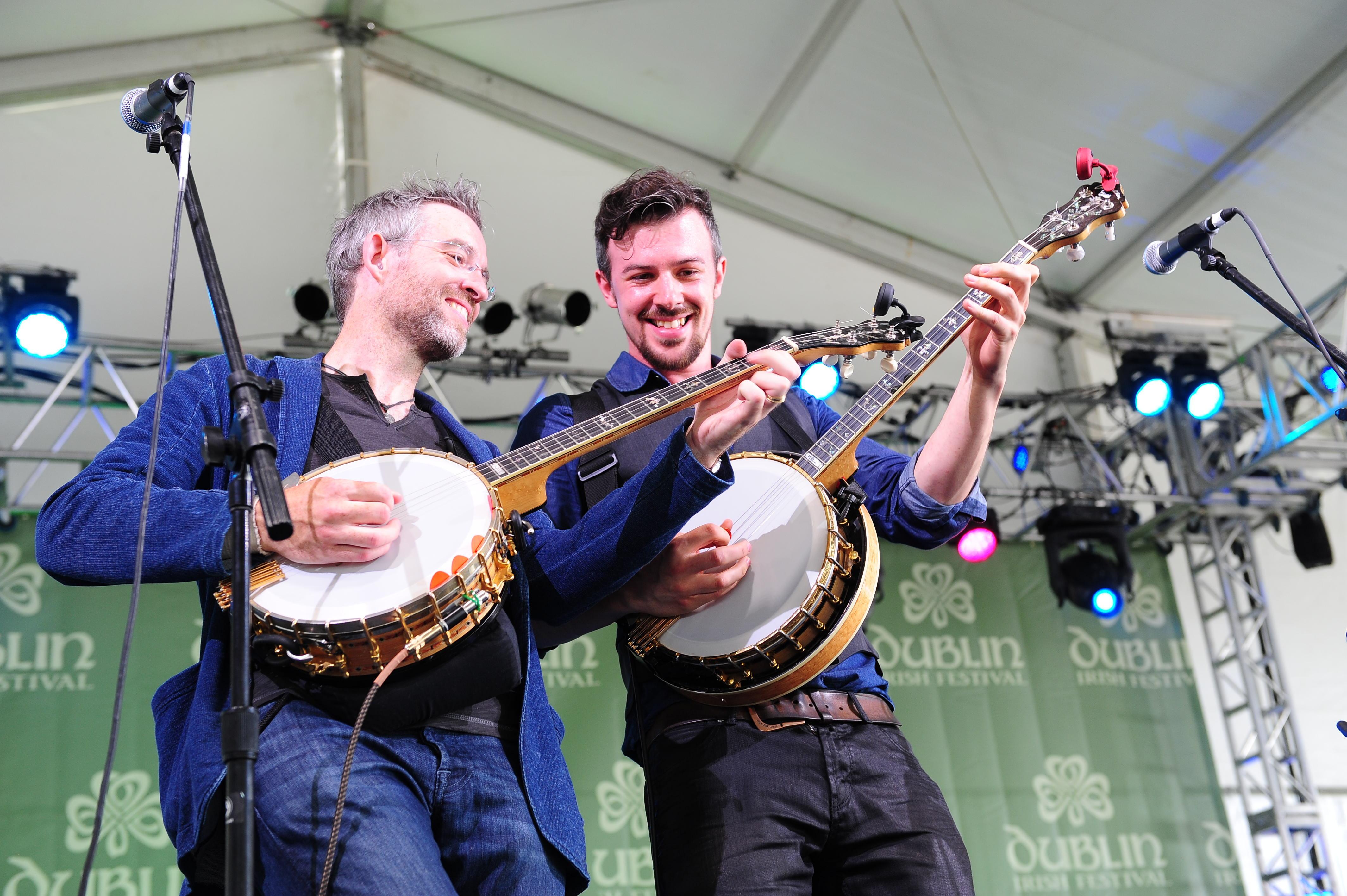 Musicians Kurtz Brothers Dublin