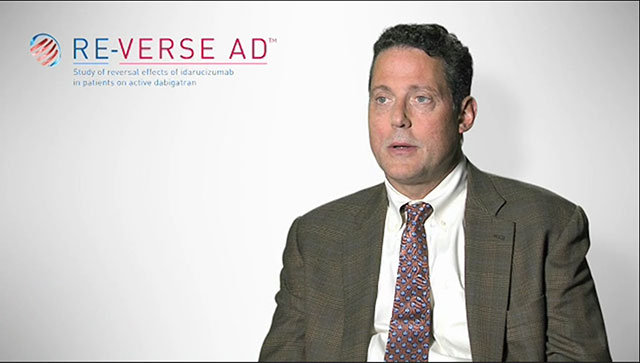 Results from an interim analysis of the Phase III RE-VERSE AD(TM) patient study