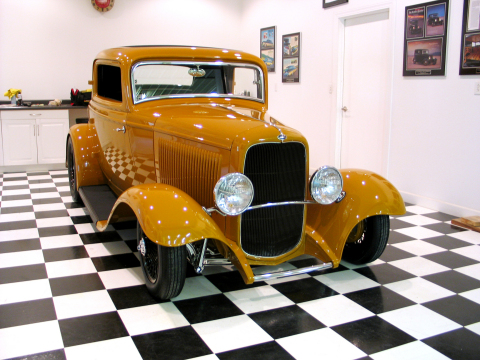 Axalta will feature a 1932 Ford Coupe, built by Dave Lane for Phil Becker and painted with Axalta's  ...