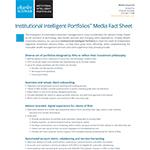 Institutional Intelligent Portfolios™ Media Fact Sheet