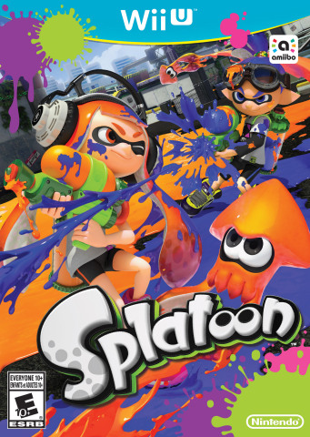 Sales of Splatoon, the new squid-based game for Nintendo's Wii U home console, have crossed 1 million worldwide. (Photo: Business Wire)