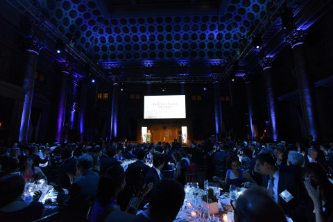 UCLA Anderson presents The 2015 Gerald Loeb Awards in New York City (Photo: Business Wire)