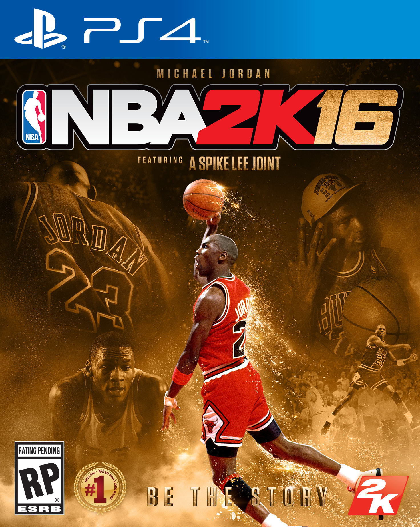 NBA® 2K16 Takes Flight with Special Edition Featuring NBA