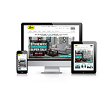 The new Leon's website is fully responsive across all devices and browsers (Photo: Business Wire).
