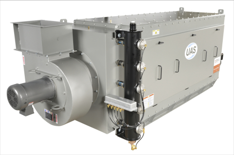 CLARCOR Industrial Air Launches New UAS® Conveyor Filtration System (CFS) Designed for Low Clearance ...