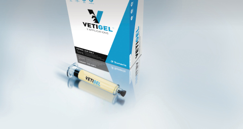 VETIGEL(TM) (Photo: Business Wire)