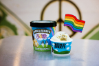 Chocolate Chip Cookie Dough has been renamed to I Dough, I Dough in participating Ben & Jerry's Scoop Shops. (Photo: Business Wire