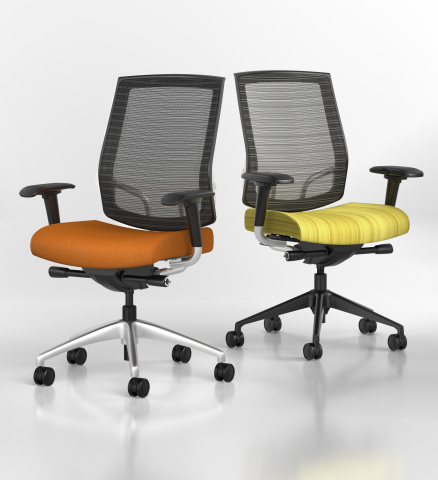 SitOnIt Seating Focus Sport Task Chair. (Photo: Business Wire)
