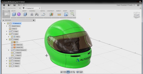 The Autodesk Design Academy provides hundreds of standards-aligned class projects, including lessons ...