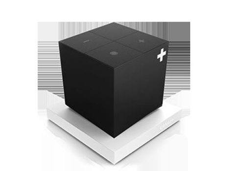 Canal+ Cube S - Hybrid Internet and DTT Set-top box. (Photo: Business Wire)