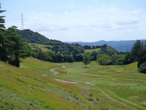 Planned project site of the 23MW solar power plant in Kyoto Prefecture, Japan (Photo: Business Wire)