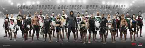 Reebok and UFC launch first-ever UFC Fight Kit in New York City with collection of world's best MMA  ...