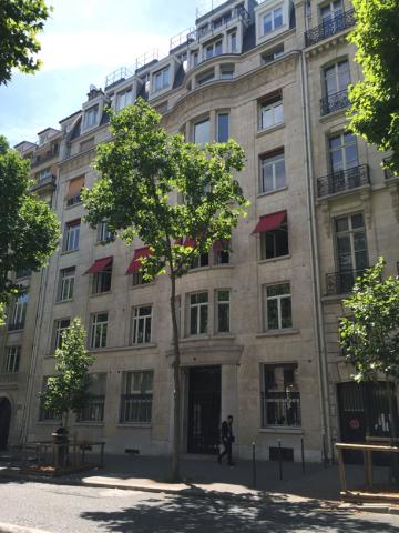 9 Percier - Société Foncière Lyonnaise (SFL) (Photo: Business Wire)