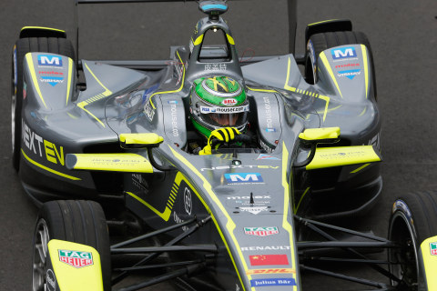 Mouser Electronics-Backed Piquet is Electric Car Racing's