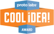 http://www.protolabs.com/cool-idea