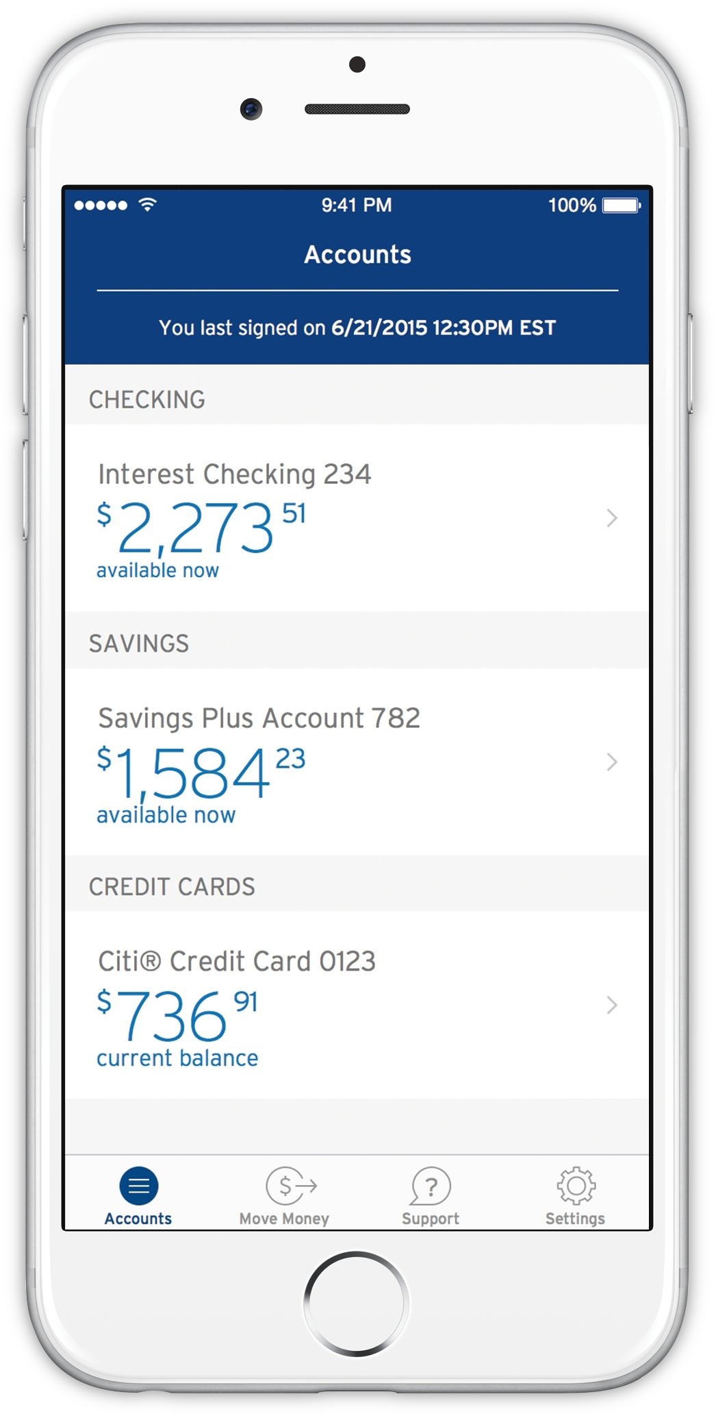Citi Launches New Citi Mobile App for iPhone in the U S