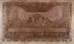 """Metalcut of Leonardo Da Vinci's """"Last Supper"""" (Photo: Business Wire)"""