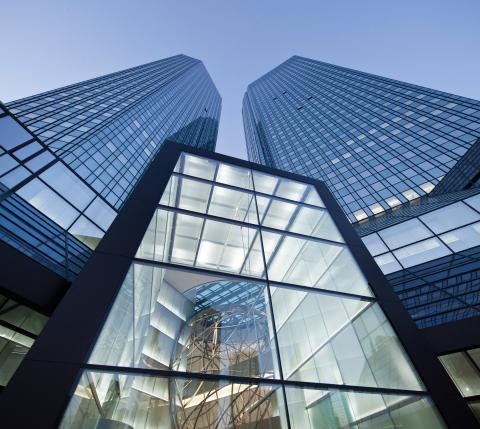 Deutsche Bank headquarters Frankfurt am Main, Germany (Photo: Business Wire)