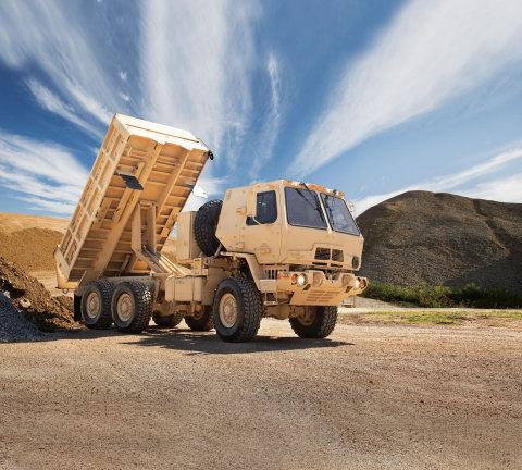 Oshkosh will deliver additional FMTVs to the U.S. Army in 2016. (Photo: Business Wire)