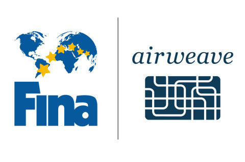 airweave becomes a partner of FINA to sponsor FINA World Class Events (Graphic: Business Wire)