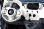 New Fiat 500 launched with TomTom Live services and connected navigation (Photo: Business Wire)