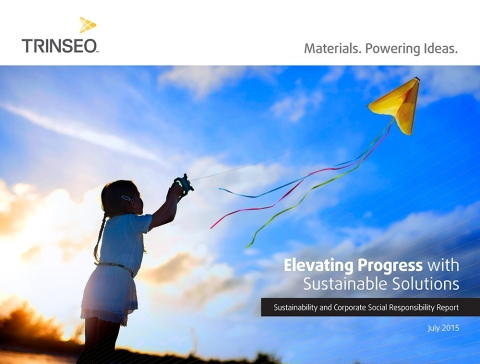 Elevating Progress with Sustainable Solutions: Trinseo's Sustainability and Corporate Social Responsibility Report (Photo: Business Wire)