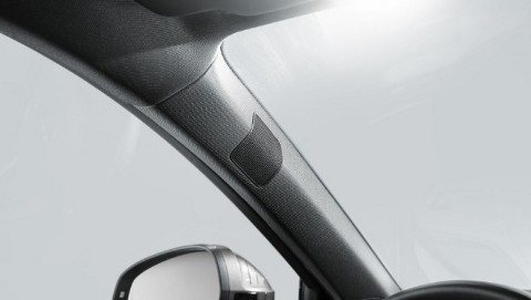 Bang & Olufsen 3D Sound System in the Audi A4 (Photo: Business Wire)