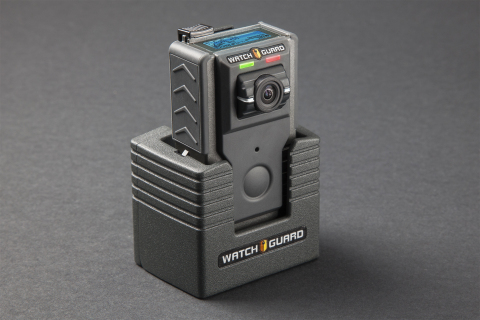VISTA HD Police Body Camera by WatchGuard Video (Photo: Business Wire)