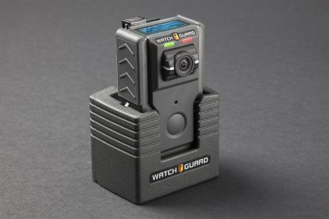 VISTA HD Police Body Camera by WatchGuard Video (Photo: Business Wire)