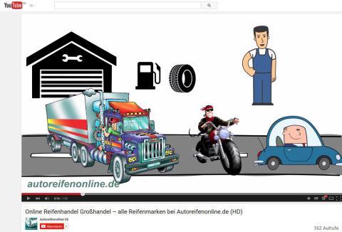 Ein Händler-Onlineshop für alle Bedürfnisse - Paul weiß, wie er seine Kunden glücklich machen kann. Delticom AG, Hannover. (Grafik: Business Wire)