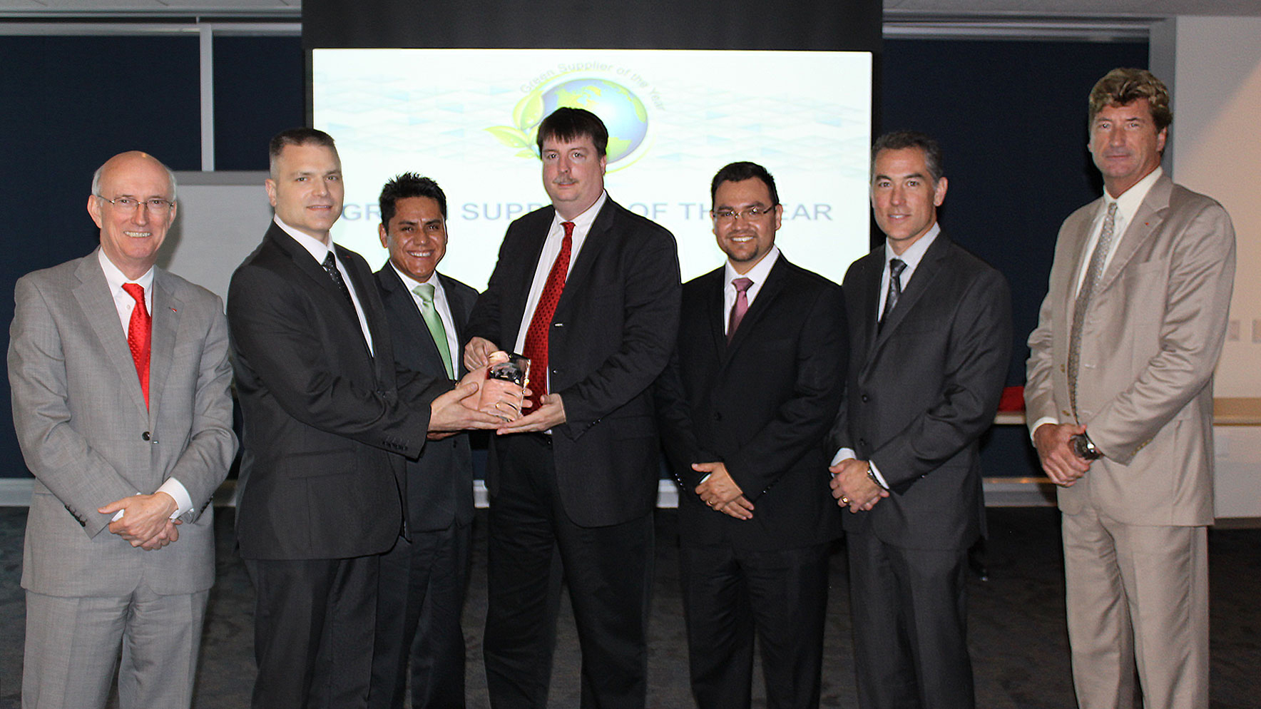 Yazaki names Leoni Cable Inc  Green Supplier of the Year