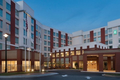 Hilton Worldwide Welcomes Its Newest Addition To North Carolina Embassy Suites Charlotte Ayrsley