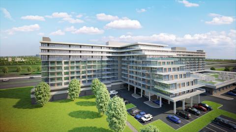 Waterview Condominiums by LJM Developments