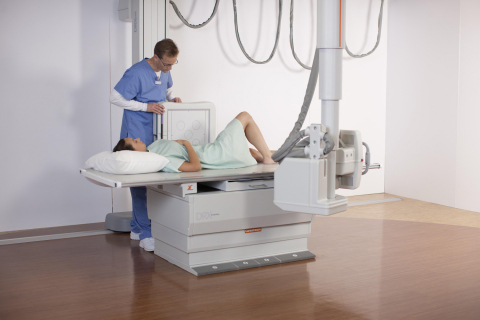 Carestream's room-based DRX-Evolution and DRX-Ascend systems-and its DRX-Revolution Mobile X-ray system- earned the highest ratings in MD Buyline's Market Intelligence Briefing for the second time this year. (Photo: Business Wire)